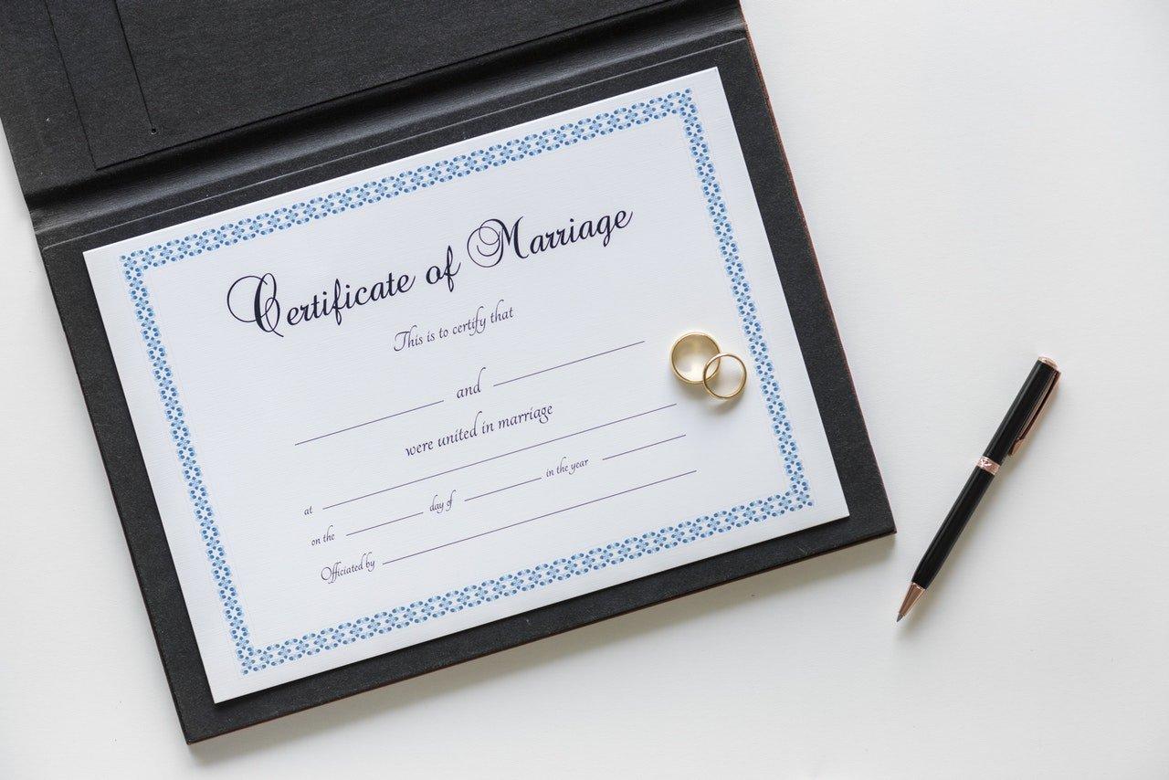 Jakie są wymagane dokumenty do ślubu cywilnego?